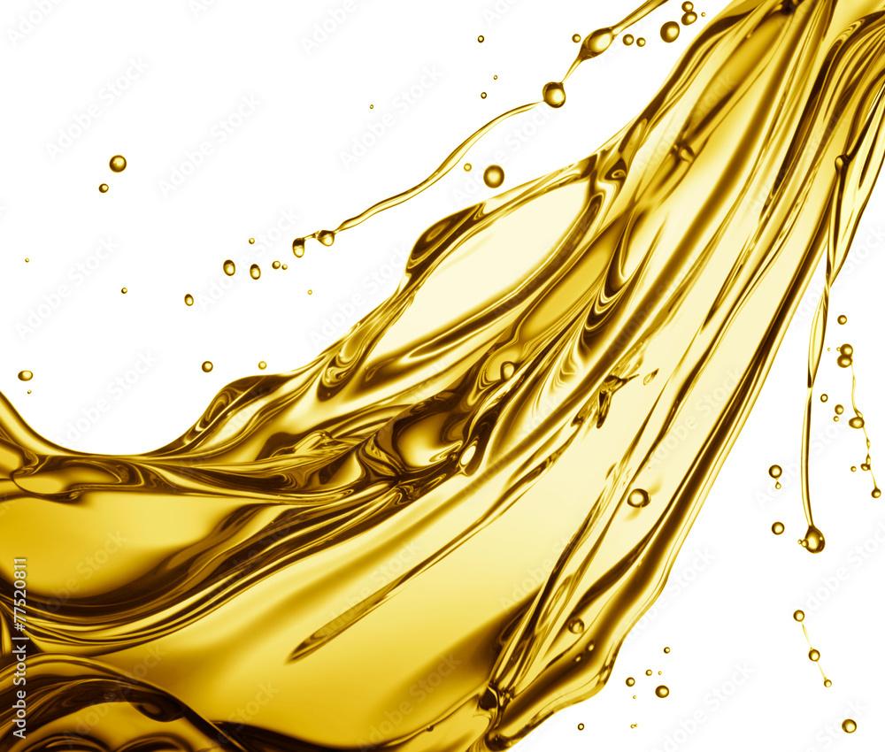 Fototapety, obrazy: oil splash
