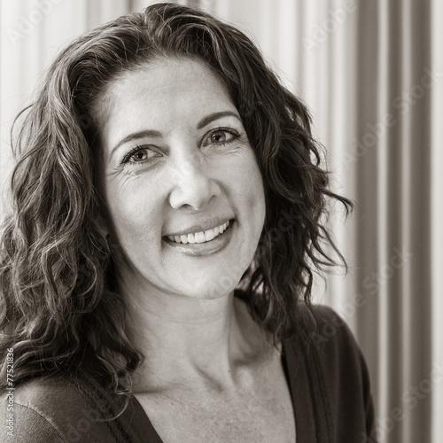 Valokuva  Smiling Woman