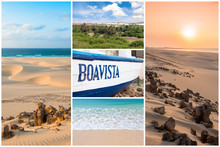 Picture Montage Of Boavista Is...
