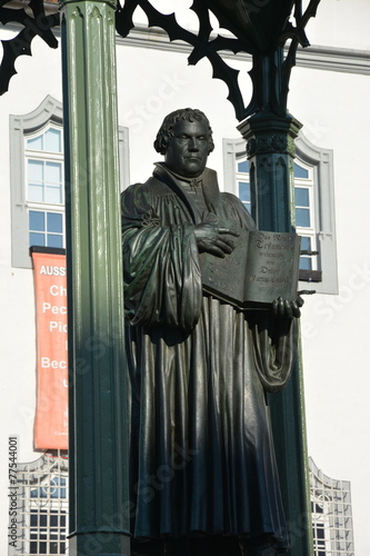 Fotografie, Obraz  Martin Luther