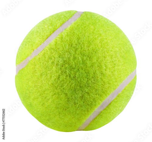 In de dag Bol Tennis Ball