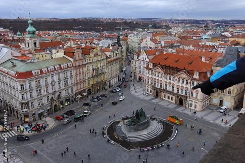 Recess Fitting Prague Stare Mesto (Old Town), Prague, Czech Republic