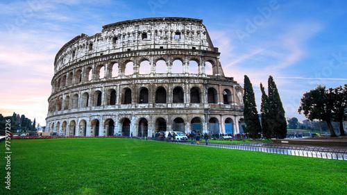 Foto op Aluminium Rome Italie - Rome
