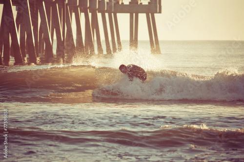 Fototapeta Surfer