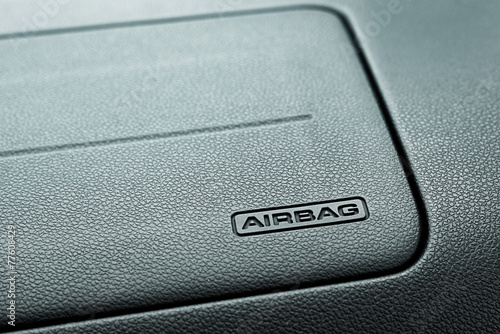 Photo Airbag Compartment