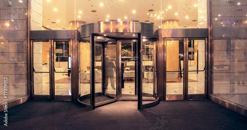 Fotografía  Hotel entrance