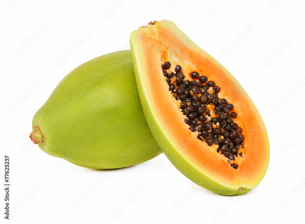 papaya png - 700×700
