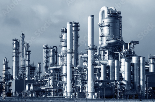 Przemysł naftowy