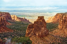 Colorado Monument Landscape