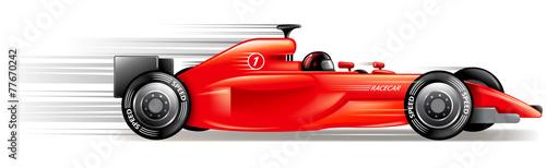 speed race car - 77670242