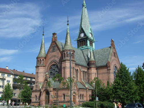 Photo  Iglesia en Oslo