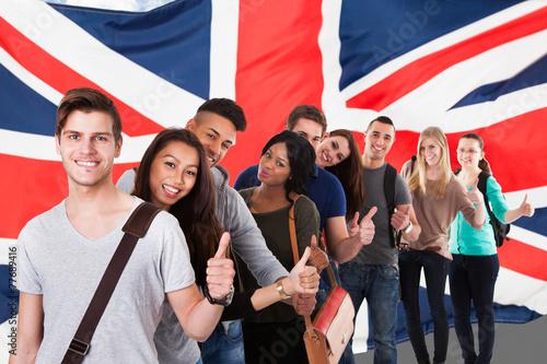 Fotografie, Obraz  English Classes
