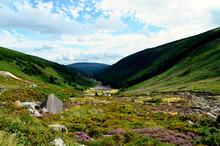 Glendalough Glacial Valley (County Wicklow)