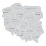podział administracyjny polski, województwa