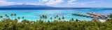 Fototapeta See - Lagon panoramique - Moorea