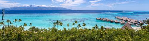 Lagon panoramique - Moorea