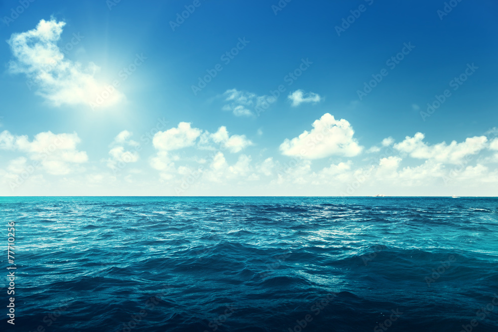 Fototapety, obrazy: perfect sky and ocean