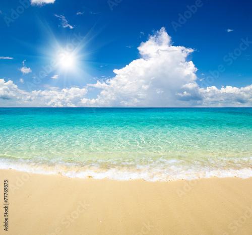 Fototapeta morze spokojne-morze