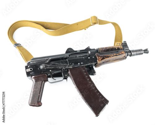 Kalashnikov rifle  Third safety lever position  - Buy this