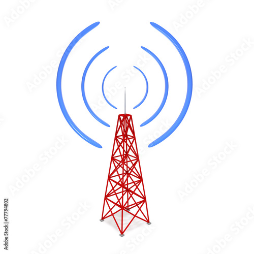 radio tower - Buy this stock illustration and explore