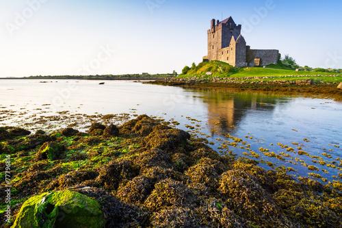 Keuken foto achterwand Noord Europa Dunguaire castle in Co. Galway, Ireland
