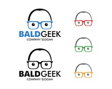 Geek Logo Template V.6