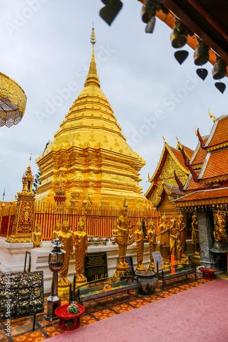 Fotografia, Obraz  Temple thaïlandais