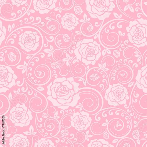 rozowy-ornament-roz