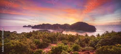 Foto op Plexiglas Afrika Travel vacation background