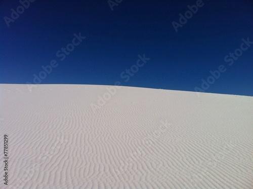 Fotografie, Obraz  white dune