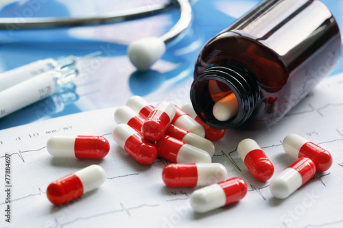 Fotografia  Prescription drugs