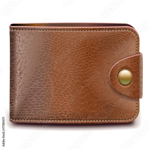 Fotografía  Vector Wallet