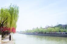 Kaiserkanal In Yangzhou