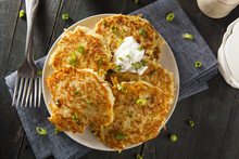 Homemade Boxty Irish Potato Pancakes
