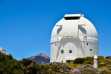 Telescopes Of The Teide Astron...