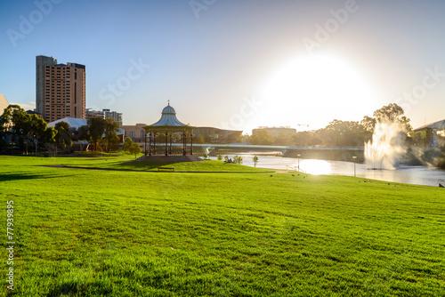 Photo Adelaide City, South Australia