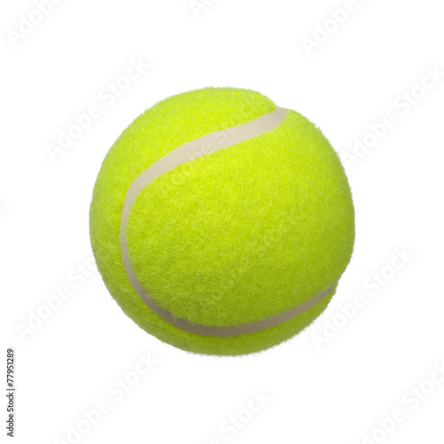 In de dag Bol tennis ball