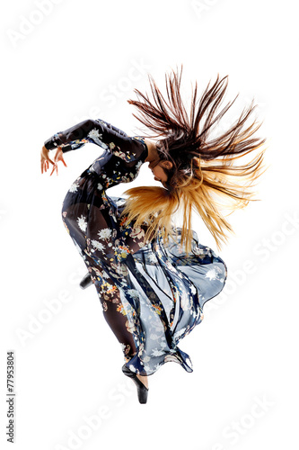 Foto  the dancer