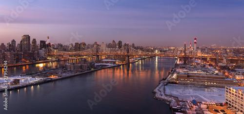 Keuken foto achterwand New York New York Cityscape