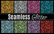 Collection Of Vector Glitter S...
