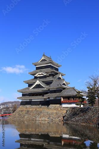 Foto op Plexiglas Japan Matsumoto Castle in Japan