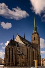 Saint Bartholumew Cathedral Pilsen Bartholomäus Kathedrale