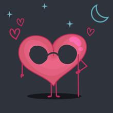 Blind Heart Concept