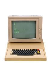 Vintage Old Computer