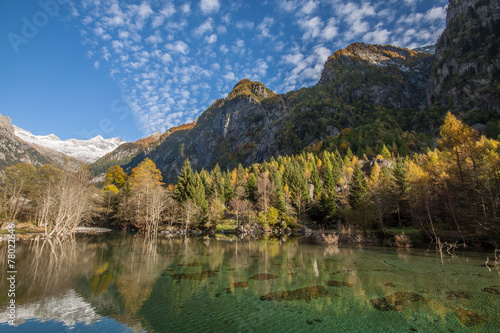 Photo  Autumn in Val di Mello