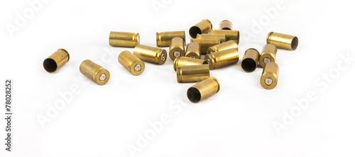 Valokuva ammunition shell 9 mm.