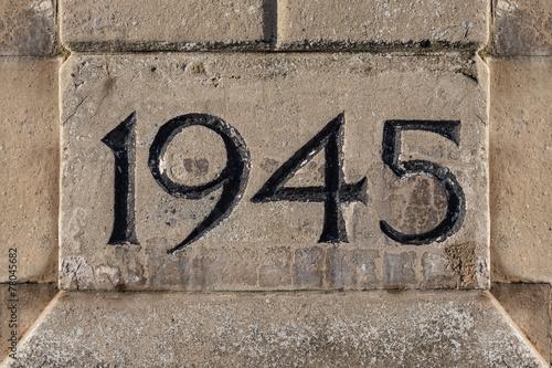 Poster  World War II