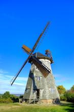 Erdholländermühle