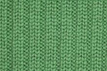 Green Sweater Fabric