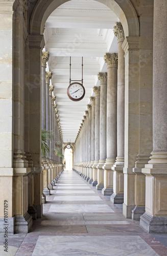 Colonnade Karlovy Vary